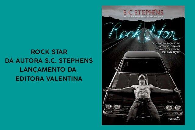 [WISHLIST] Rock Star - Trilogia Rock Star #1,5 - S.C. Stephens