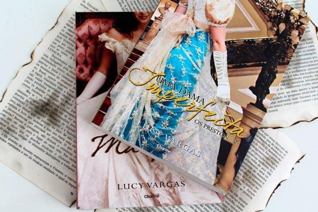 Uma Dama Imperfeita - Os Preston #02 - Lucy Vargas