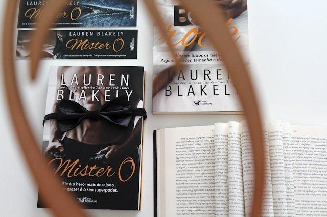 Mister O - Ele é o herói mais desejado. Dar prazer é o seu superpoder. - Big Rock #02 - Lauren Blakely
