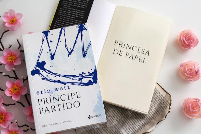 Príncipe Partido - Erin Watt
