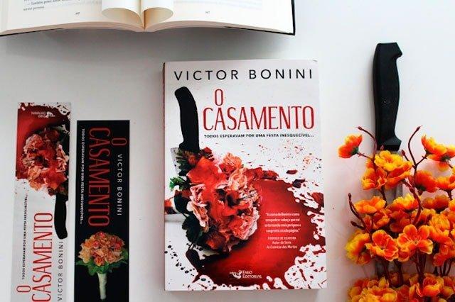 O Casamento: Todos esperavam por uma festa inesquecível... - Victor Bonini