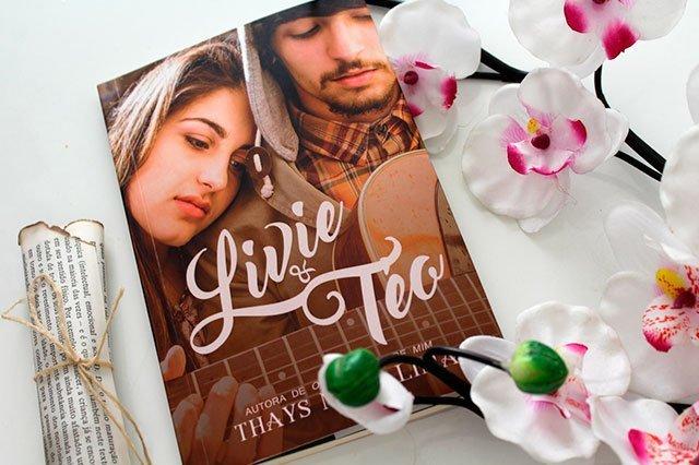Livie & Téo - Thays M. de Lima