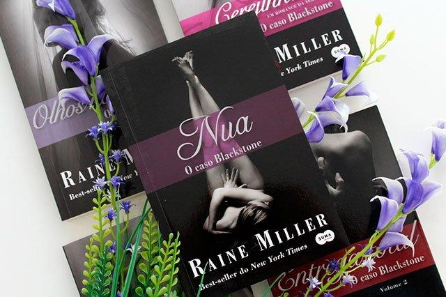 Nua - O Caso Blackstone #01 - Raine Miller