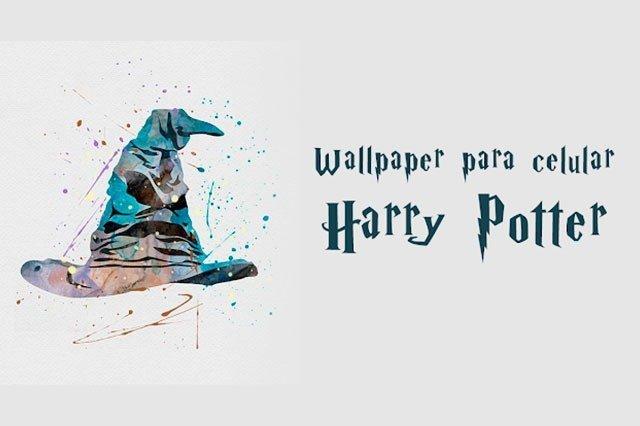 Wallpaper para Celular do Harry Potter