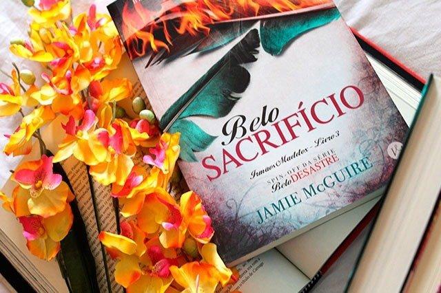 Belo Sacrifício - Irmãos Maddox #03 - Jamie McGuire