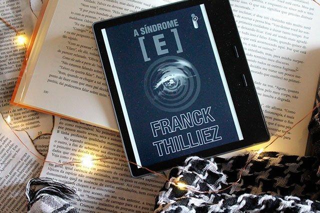 A Síndrome E - Franck Sharko #01 - Franck Thilliez