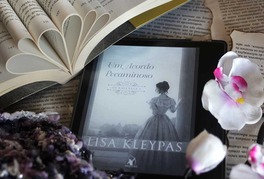 [QUOTE] Um Acordo Pecaminoso - Ravenels #03 - Lisa Kleypas
