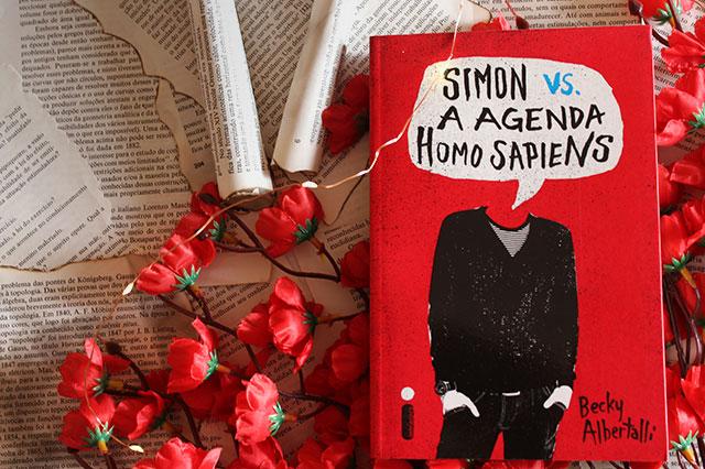 [RESENHA] Simon vs. a agenda Homo Sapiens - Becky Albertalli