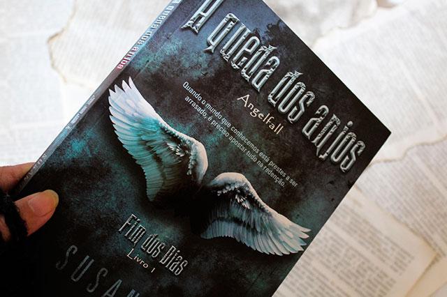 [RESENHA] A Queda dos Anjos - Fim dos Dias #01 - Susan Ee