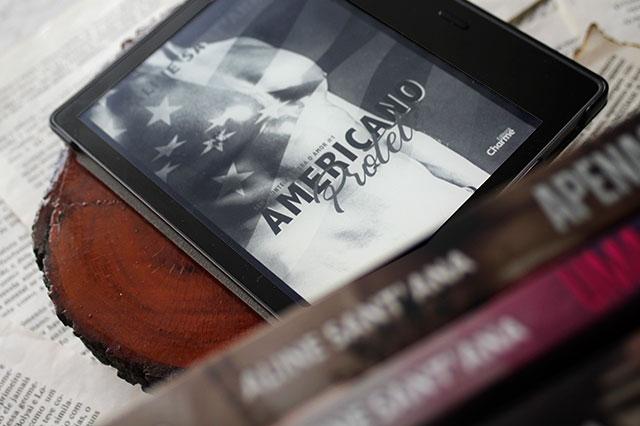 [RESENHA] Americano Protetor - Sem Fronteiras Para o Amor #01 - Aline Sant'Ana