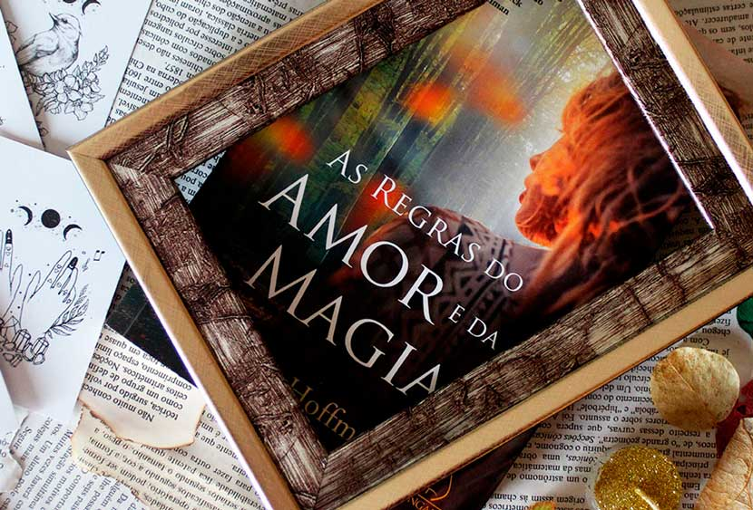 [RESENHA] As Regras do Amor e da Magia - Alice Hoffman