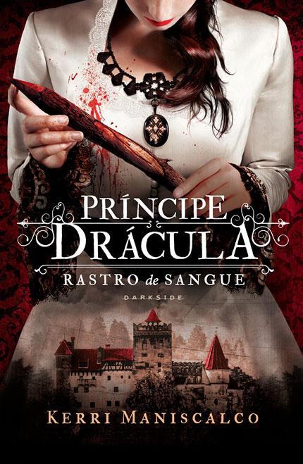 Rastro de Sangue: Príncipe Drácula, chega em maio pela DarkSide Books