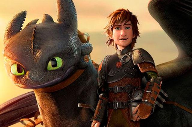 Trailer do filme Como Treinar Seu Dragão 3 saiu!