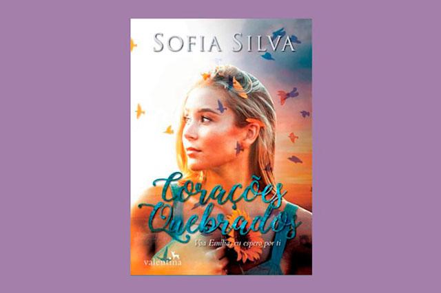 [NOVIDADES] Corações Quebrados, o livro da Sofia Silva é o novo lançamento da Editora Valentina