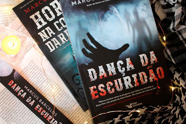 [RESENHA] Dança da Escuridão - Marcus Barcelos
