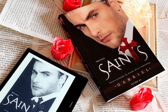 [RESENHA] Gabriel - Trilogia Saints #01 - Katherine Laccom't