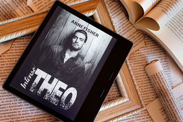 [RESENHA] Intenso Theo - Anne Fisher
