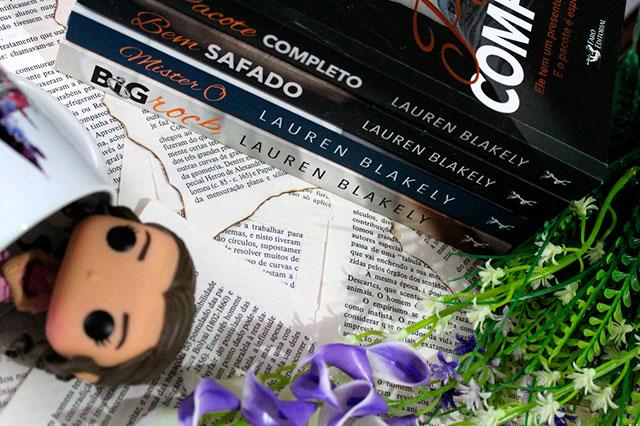 [NOVIDADE] Faro Editorial adquiriu os dois últimos livros de Lauren Blakely!