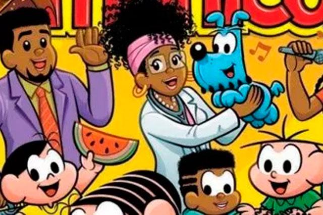 Turma da Mônica ganha a sua primeira família negra nos quadrinhos