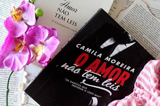 [RESENHA] O Amor Não Tem Leis - O Amor Não Tem Leis #01 - Camila Moreira