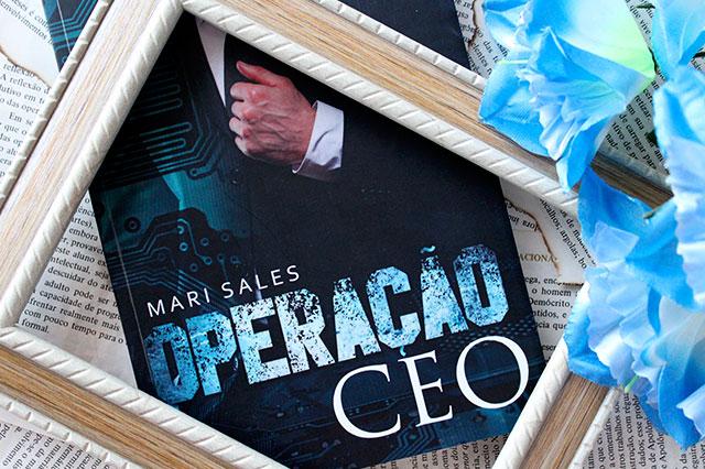 [RESENHA] Operação CEO - Mari Sales
