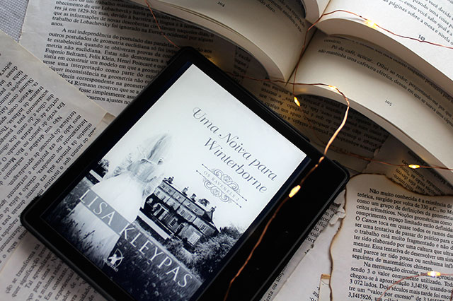 [RESENHA] Uma Noiva Para Winterborne - Os Ravenels #02 - Lisa Kleypas