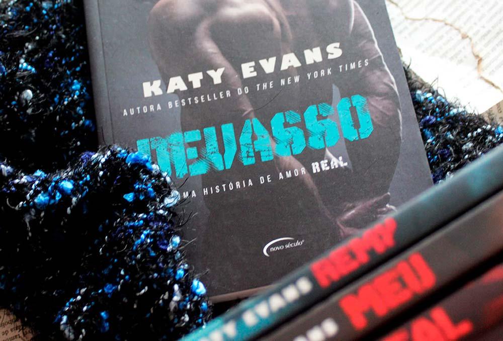 [RESENHA] Devasso - Real #04 - Katy Evans