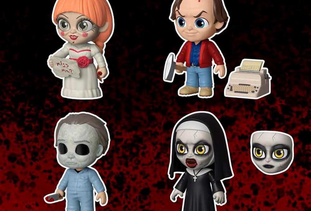 Funko Pop! anuncia quatro novos personagens de terror em sua linha!