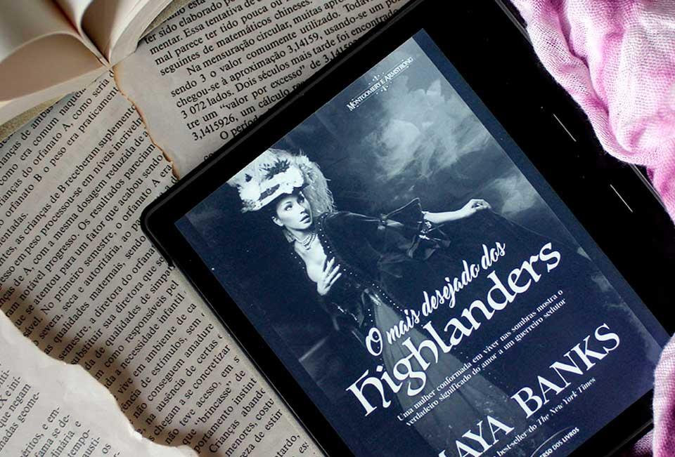 [QUOTE] O Mais Desejado dos Highlanders - Maya Banks
