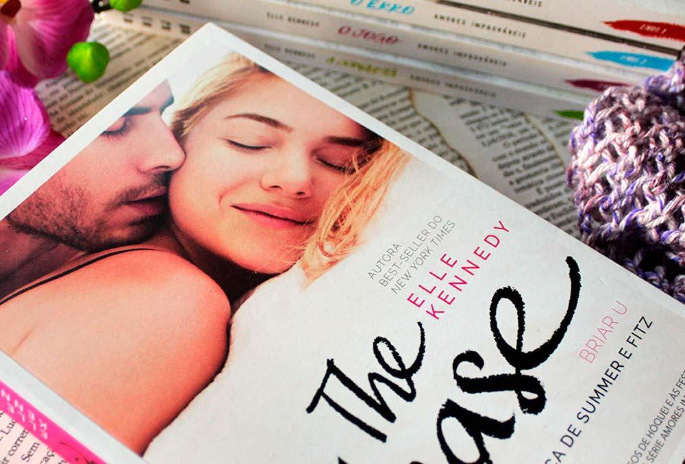 [RESENHA] The Chase: A Busca de Summer e Fitz - Briar U #01 - Elle Kennedy
