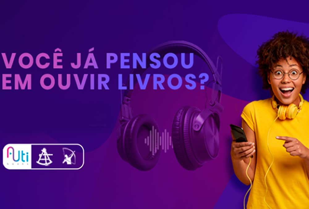As editoras Sextante, Intrínseca e Record lançam loja de audiolivros