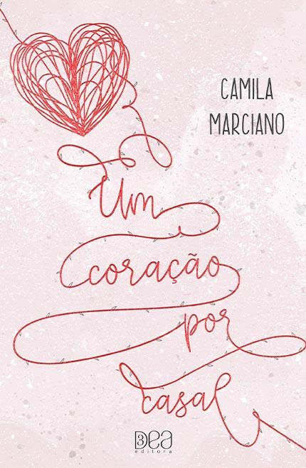 A 3DEA Editora nos presenteia com o livro Um Coração Por Casal