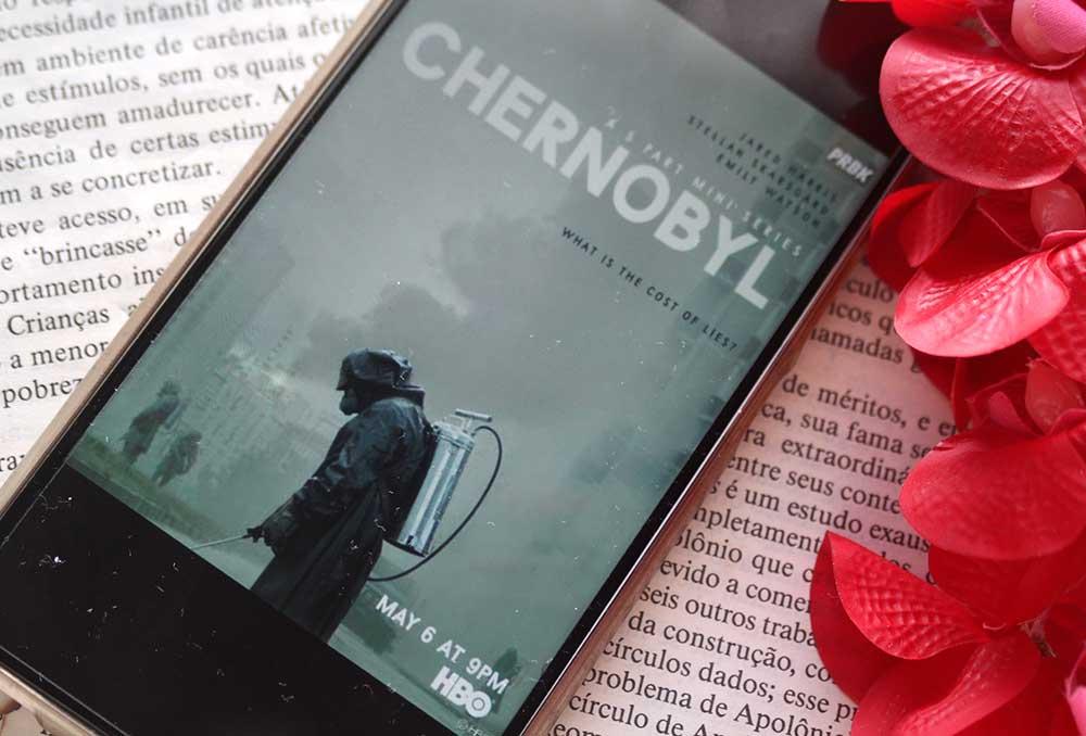 [SERIADO] Chernobyl, nova minissérie da HBO