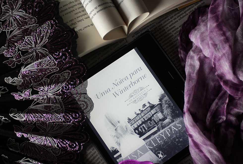 [QUOTE] Uma Noiva para Winterborne - Lisa Kleypas