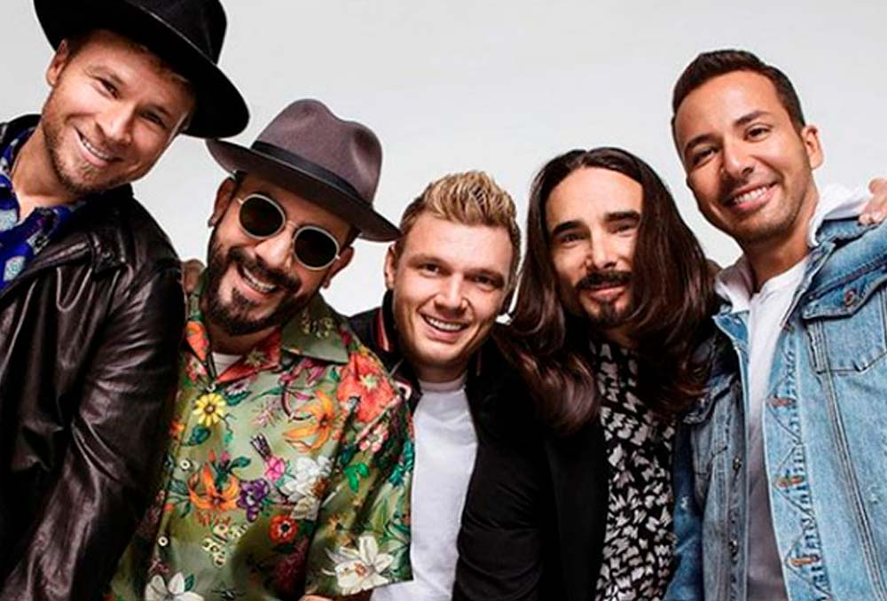 Backstreet Boys devem se apresentar no Brasil em 2020