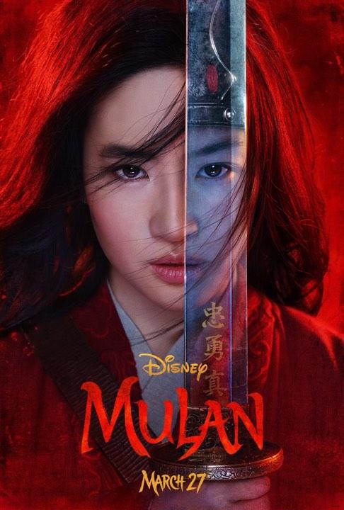 Live-action de Mulan ganha o seu primeiro trailer!