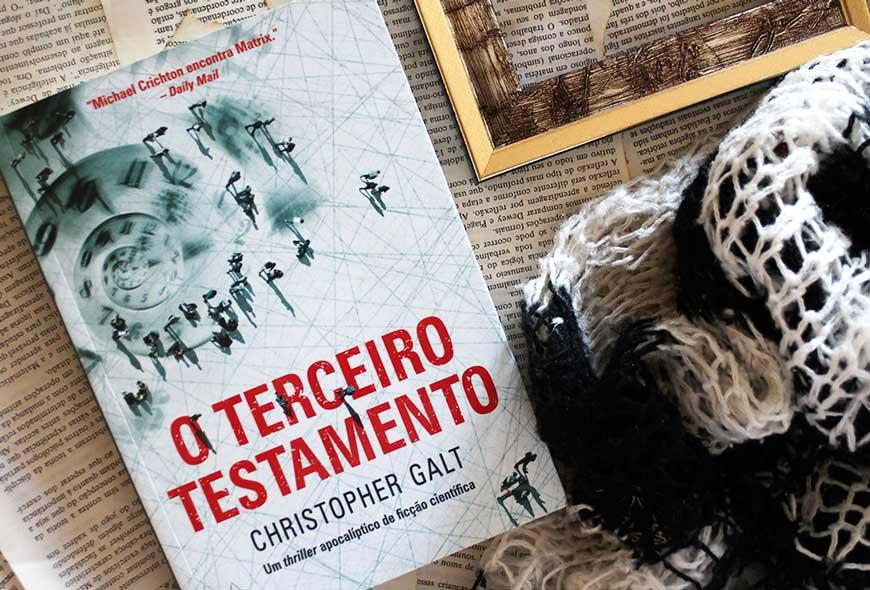 [RESENHA] O Terceiro Testamento - Christopher Galt