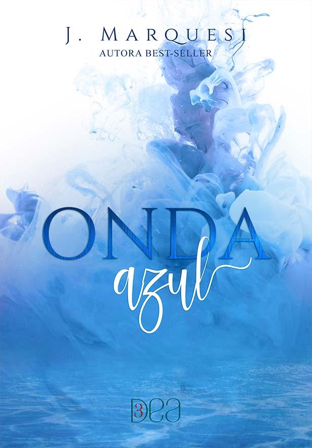 Onda Azul, da J. Marquesi vai ser lançado pela 3DEA Editora