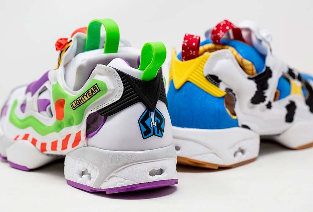 Reebok lança tênis inspirado em Toy Story!
