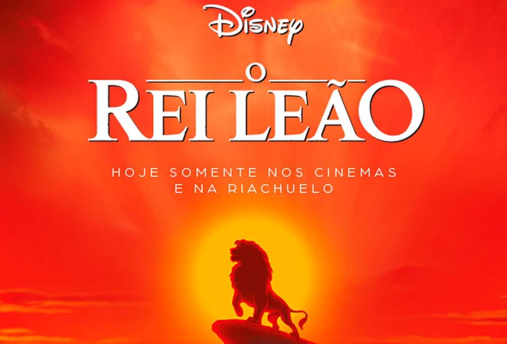 Riachuelo lança linha inspirada no Rei Leão