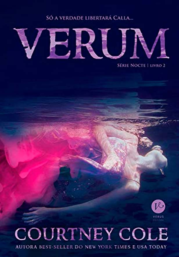 Verum, continuação de Nocte, da Courtney Cole vai ser lançado pela Verus Editora