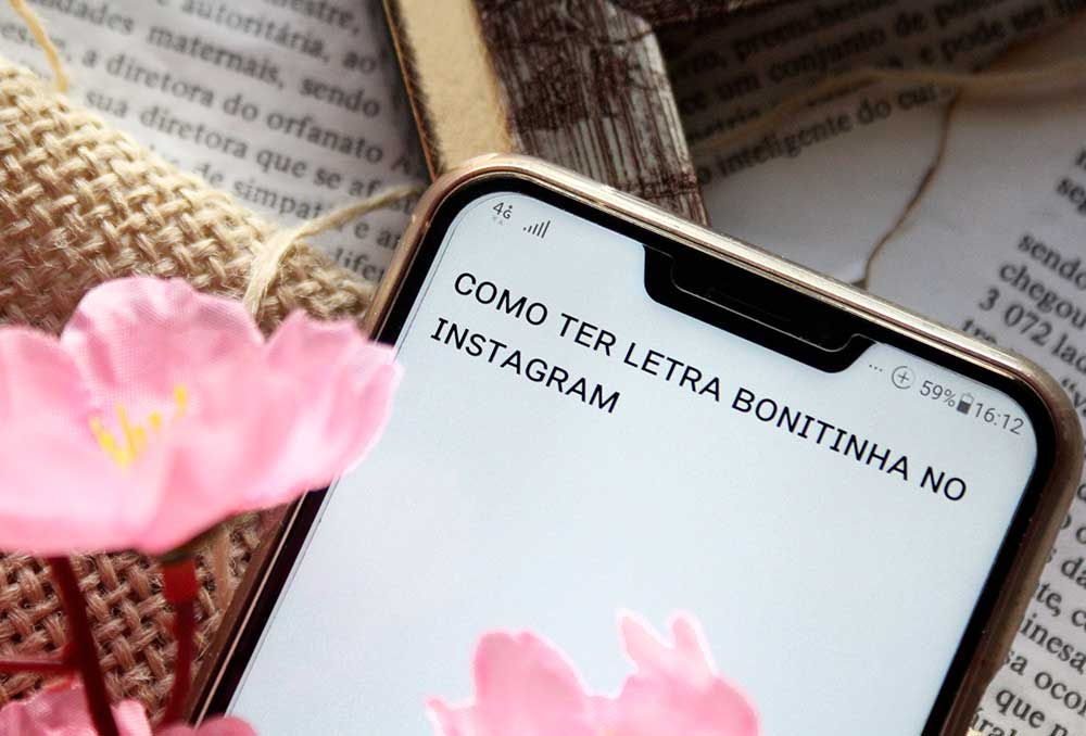 #DicaDaYukie - Como mudar a fonte na bio e legenda do Instagram