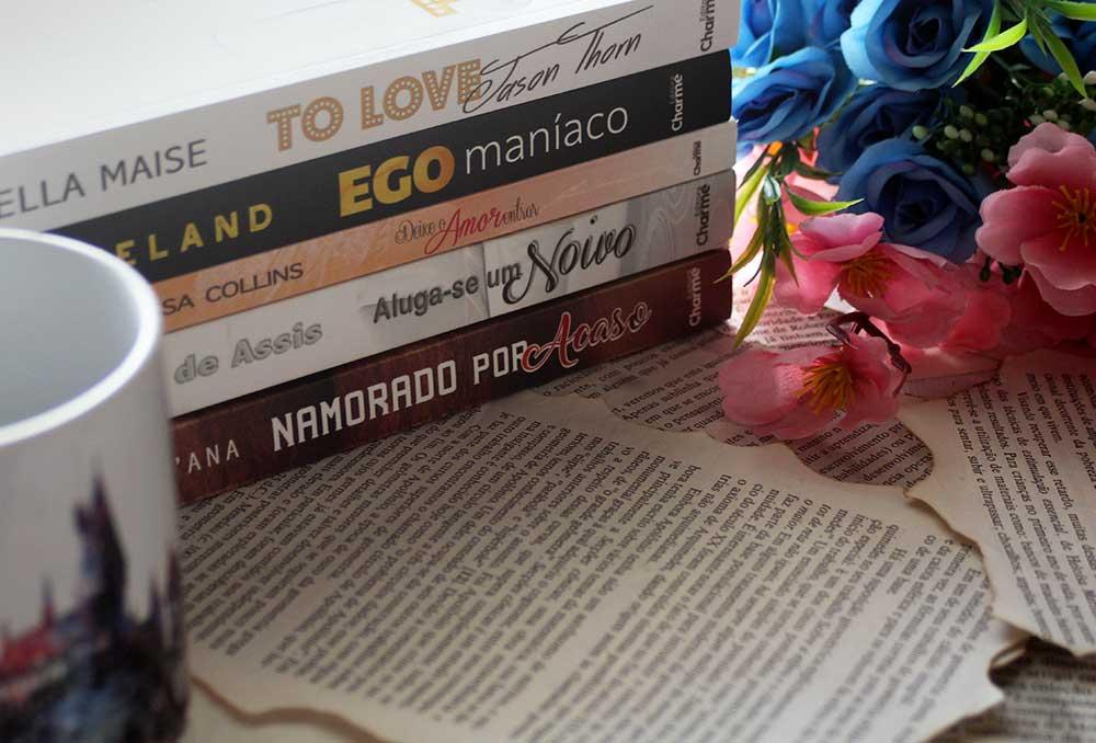 Top 5: Livros apaixonantes da Editora Charme