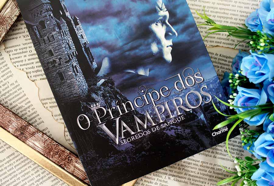 [RESENHA] O Príncipe dos Vampiros - Clara de Assis e Aline Sant' Ana