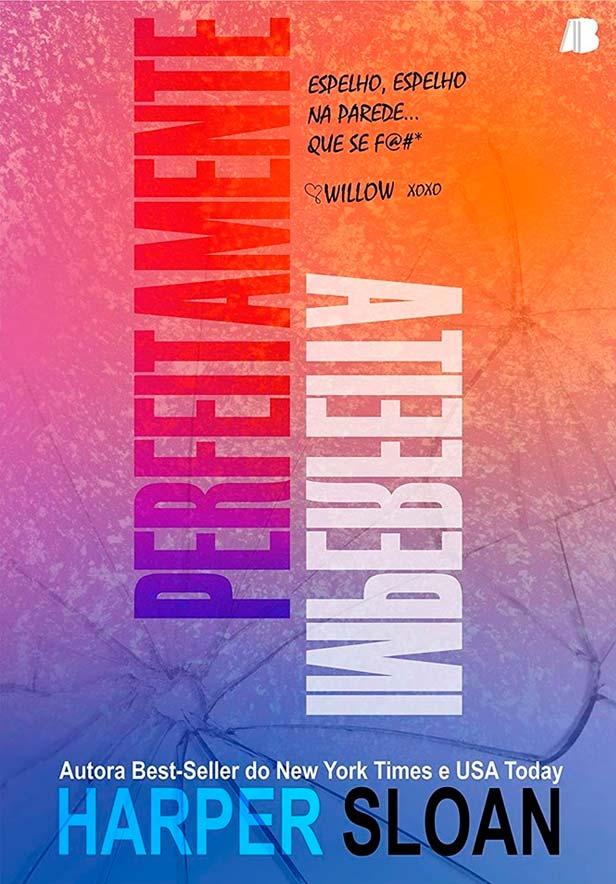 Lançamento do livro Perfeitamente Imperfeita, da Harper Sloan pela Allbook Editora!