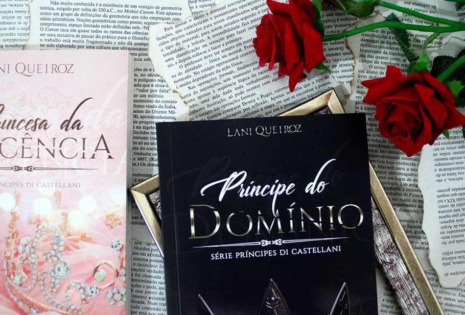 [RESENHA] MIKE: Príncipe do Domínio - Príncipes Di Castellani #05 - Lani Queiroz