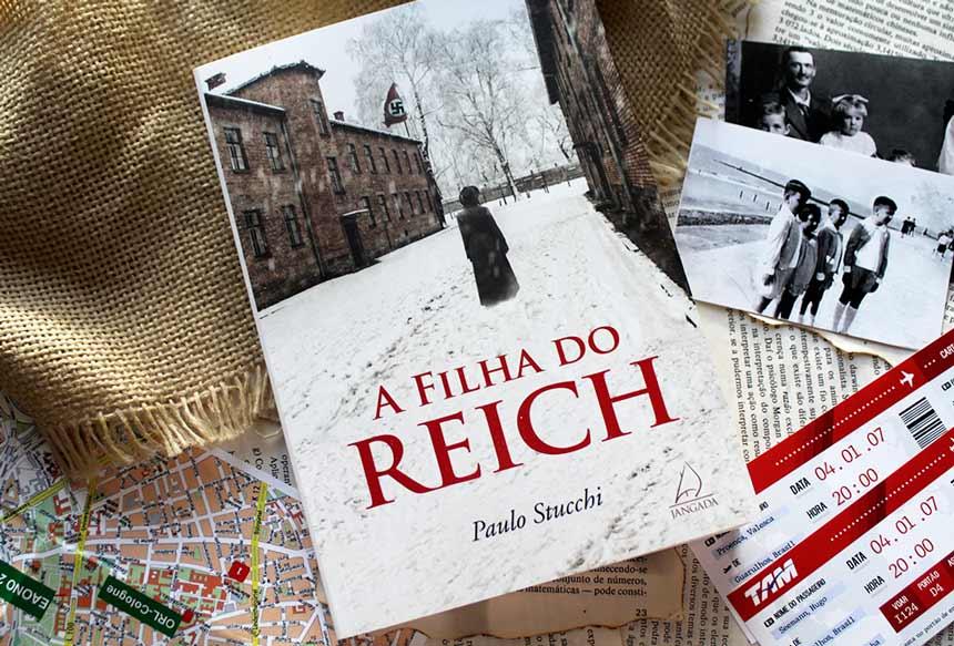 [RESENHA] A filha do Reich - Paulo Stucchi
