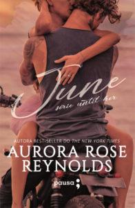 June, da Aurora Rose Reynolds está chegando pela Editora Pausa