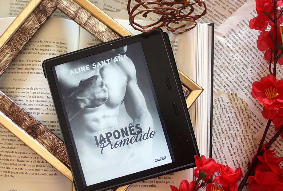 [RESENHA] Japonês Prometido – Sem Fronteiras Para o Amor #03 – Aline Sant'Ana