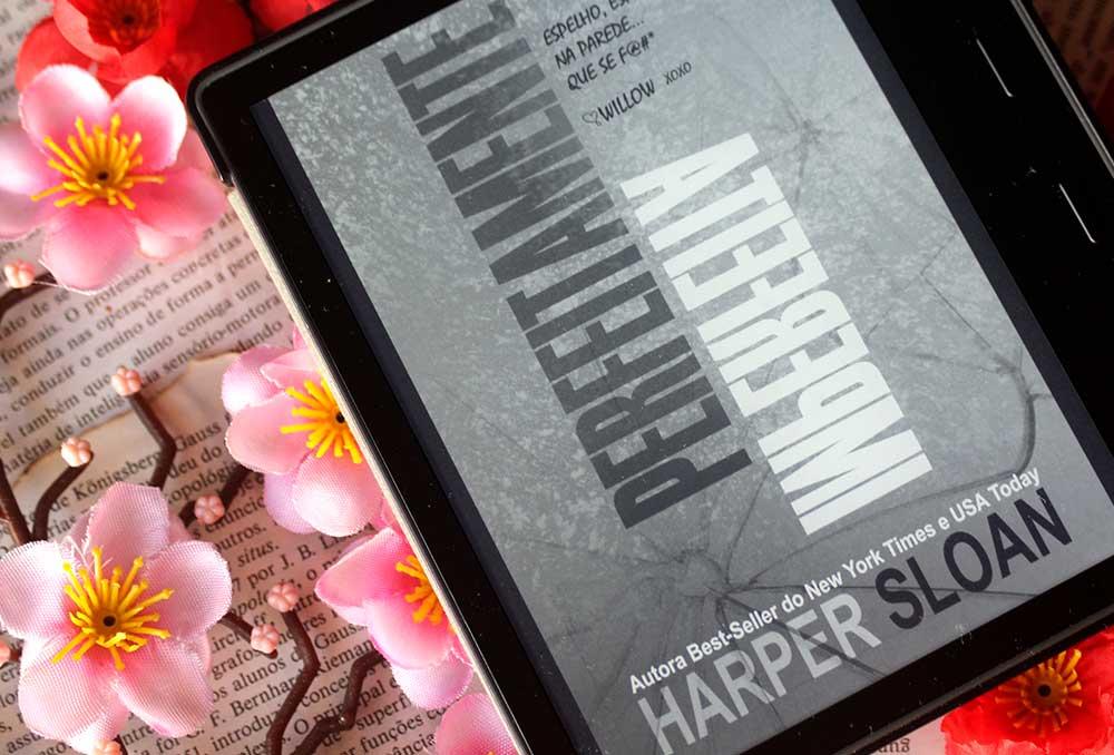 [RESENHA] Perfeitamente Imperfeita - Harper Sloan